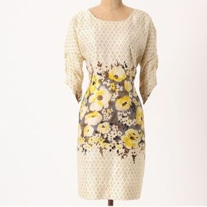 Gorgeous 1950's Style Anthropologie Dress